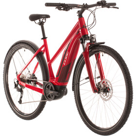 Cube Nature Hybrid One 400 Allroad Trapeze, red'n'red